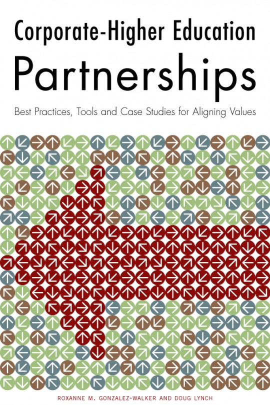 Corporate-Higher Education Partnerships Cover