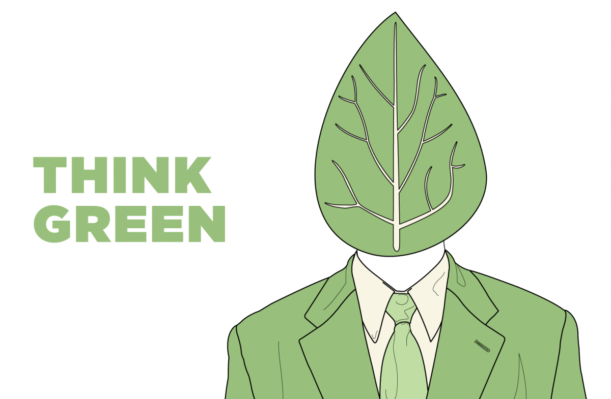 Think Green Logo Think Green